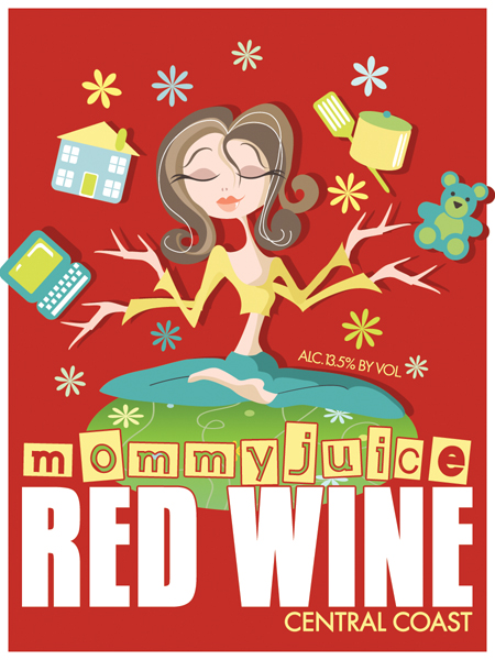 Mommyjuice Wine Lawsuit Trademark Infringement Suit Filed in California Court Between Mommyjuice and Mommys Time Out