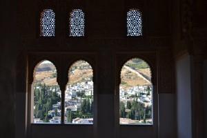 The Alhambra; Granada, Spain
