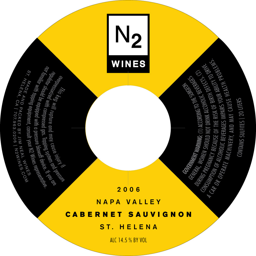 N2 Wine Label Approval A Trademark Double Entendre: N2 Versus Into Wines