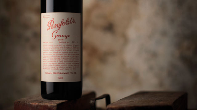 Penfolds Wine La Trademark China Brand Squatting