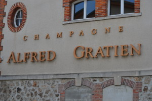 Champagne Alfred Gratien Epernay