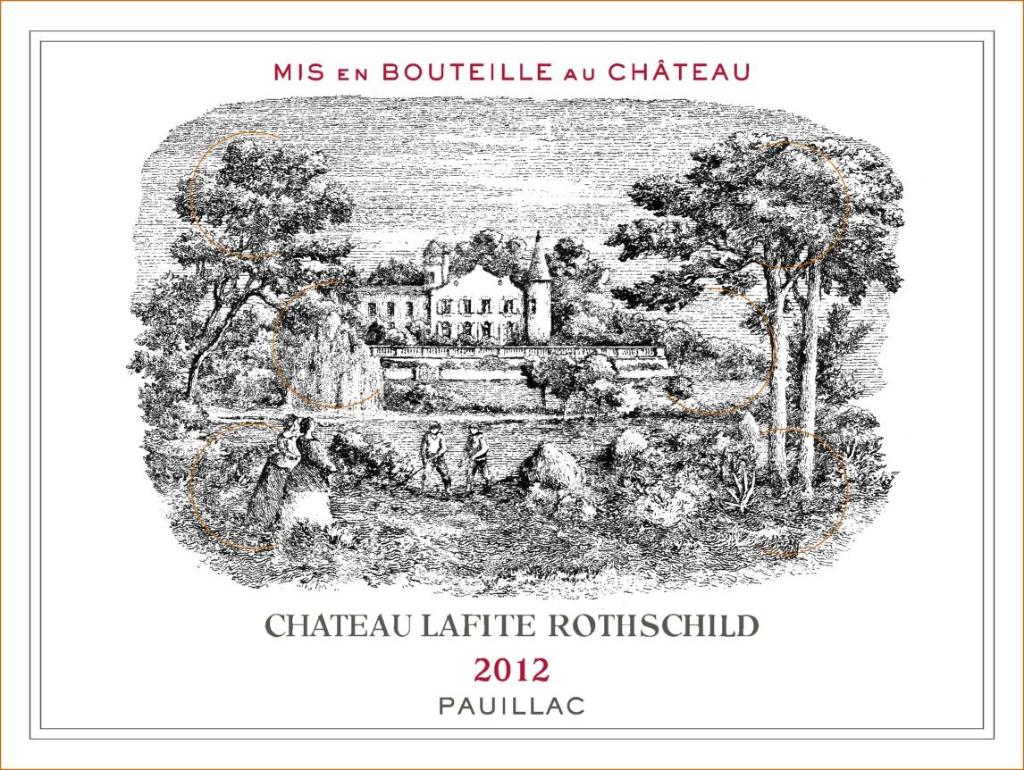 Chateau Lafitte Rothschild trademark China