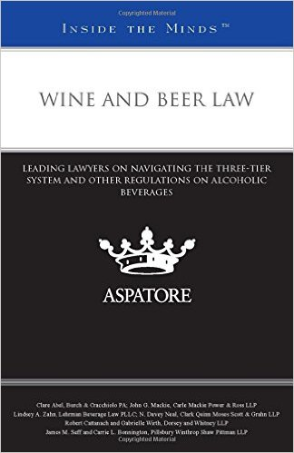 Wine and Beer Law Thomson Reuters Westlaw