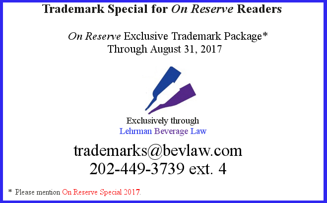 On Reserve Special 2017 Trademark Package