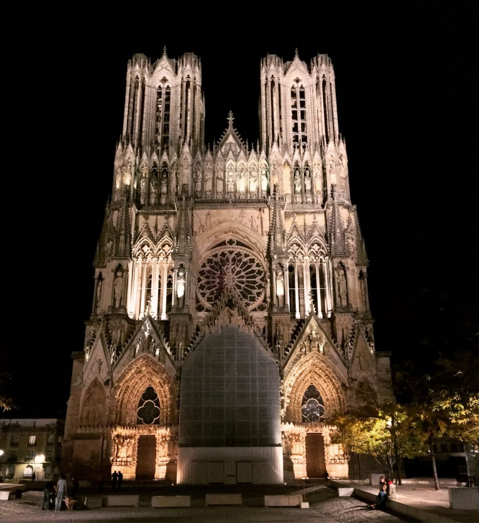 reims champagne wine law program france notre dame