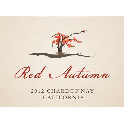 Red Autumn Chardonnay 2012